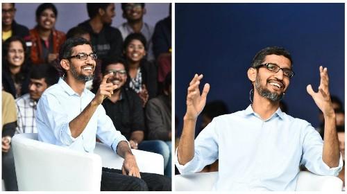 """Let others succeed"": Google CEO Sundar Pichai's simple but effective leadership style"