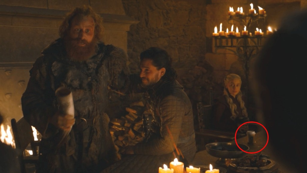 Running a Westerosi Starbucks has ruined my life