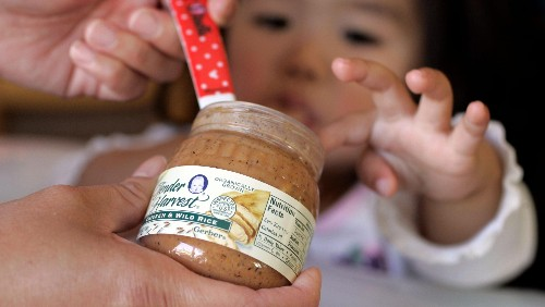 Why US baby food sales are down
