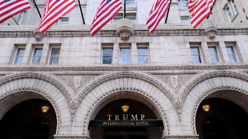 Republicans have spent at least $4.7 million at Trump properties since he took office