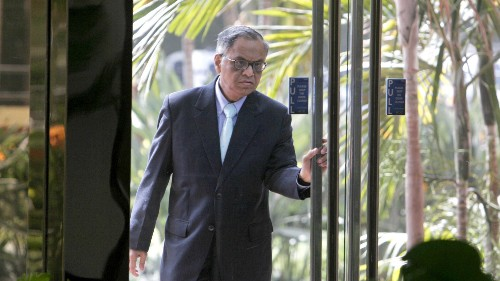 Co-founder Murthy is back, but what troubled Infosys needs most is a break from the past