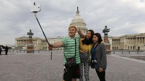 South Korea is threatening to jail selfie stick retailers