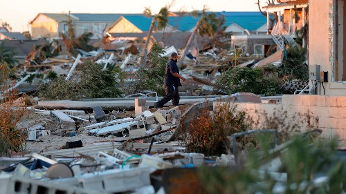 FEMA leaked 2.3M disaster survivors' data to this previously unidentified company
