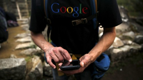 If you're using an Android phone, Google may be tracking every move you make