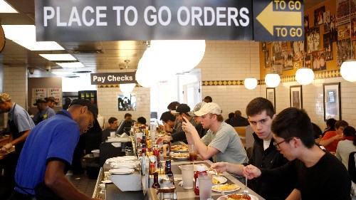 To understand America's race issue, look at its fast-food chains