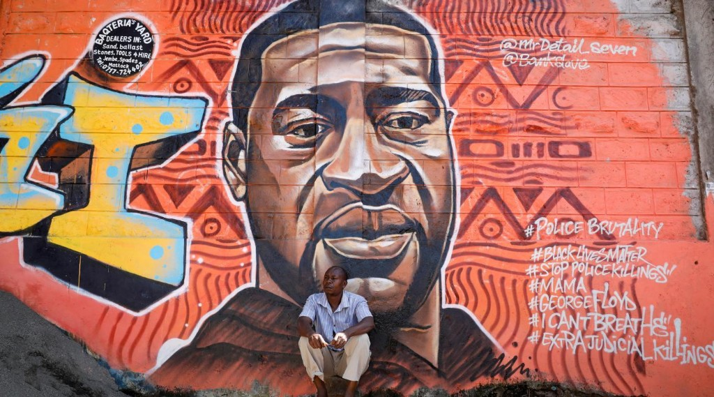 Africa's literary community is lending its voice to calls for justice for George Floyd
