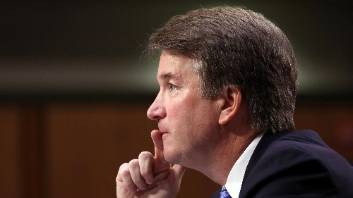 The rhetorical tactic you should steal from Brett Kavanaugh