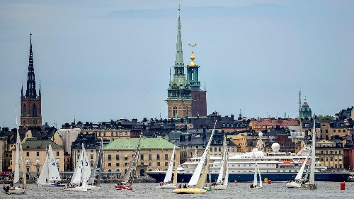Stockholm is banning cars to promote green energy in Sweden