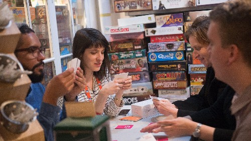 Old-fashioned board games, not tech, are attracting the most money on Kickstarter