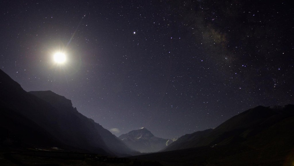 Scientists studying starlight can tell you: Our universe is going dark