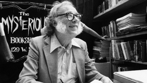 Isaac Asimov wrote almost 500 books in his lifetime—these are the six ways he did it