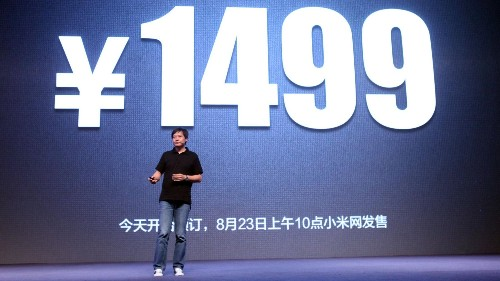 How Xiaomi became as big as Lenovo in just three years