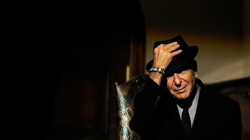 A playlist of Leonard Cohen's songs to help you make sense of the world