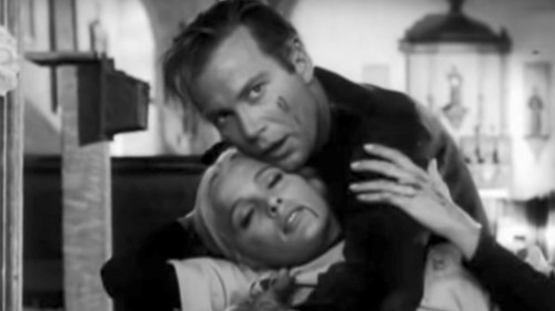 The bizarre story of a long-lost horror film made entirely in Esperanto, starring William Shatner