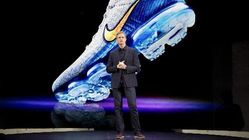 Nike and Under Armour's CEO changes are not coincidental