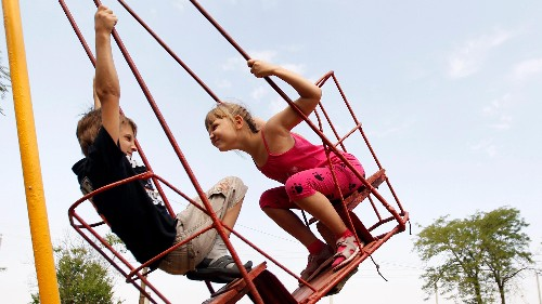 """""""Children need some stress in their lives"""": The new science of resilience"""