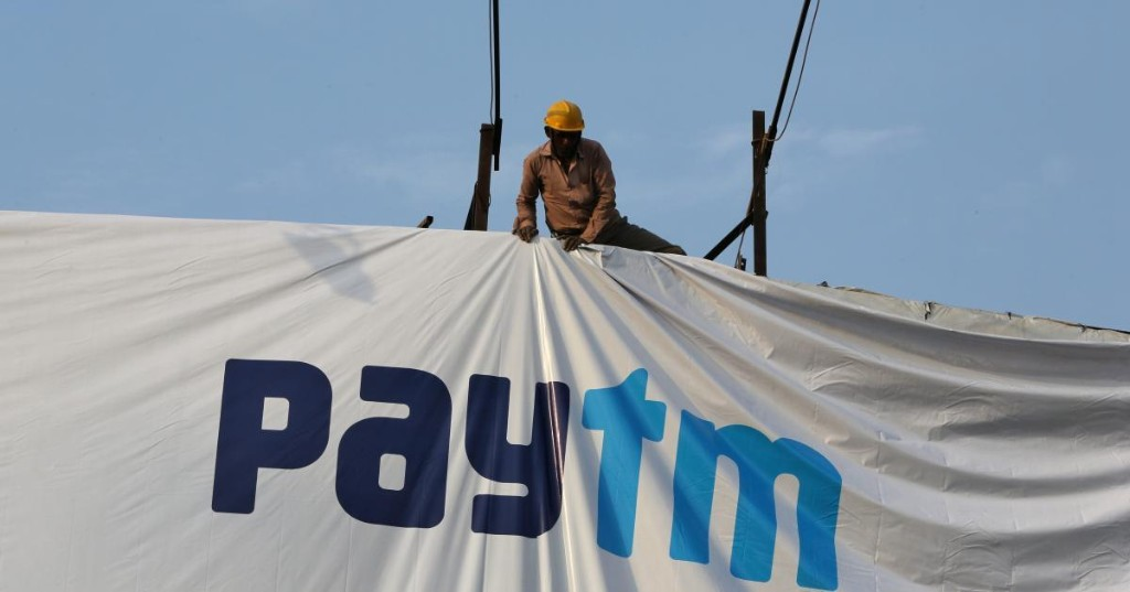 Paytm claims it's not Chinese. A rival's full-page newspaper ad is hinting otherwise