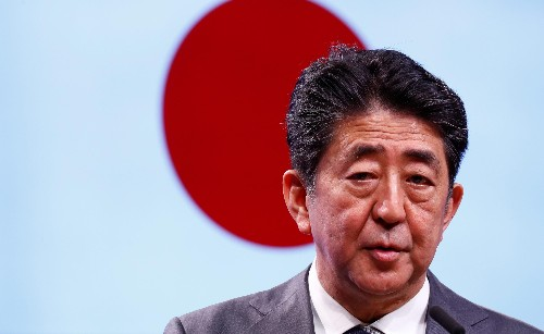 "Japan wants foreign media to say ""Abe Shinzo"""