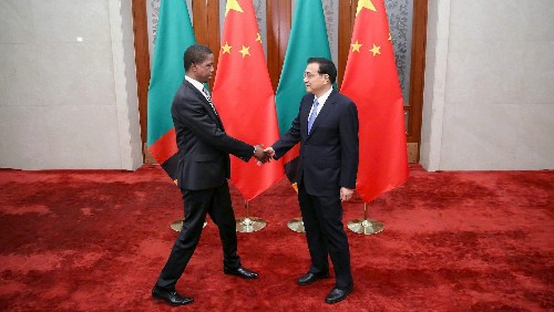 China and Zambia are in a diplomatic clash over illegal copper mining