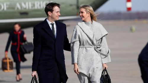 Ivanka Trump and Jared Kushner made up to $135 million while working for free