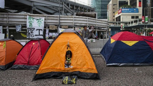 The best life hacks from Hong Kong's Umbrella Movement protests
