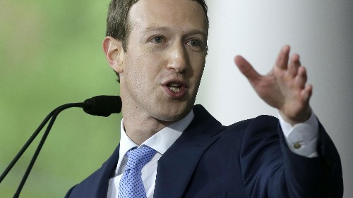 Mark Zuckerberg will sell at least $6 billion in Facebook stock over the next 18 months