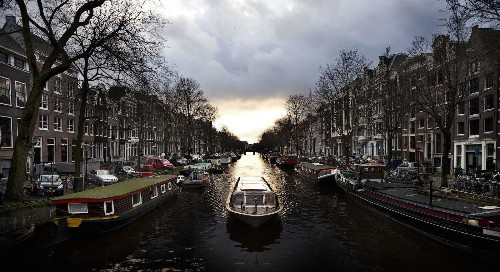 Former squatters are helping Amsterdam repurpose vacant buildings into cheap offices