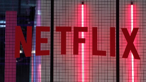 Netflix lost US subscribers for the first time ever