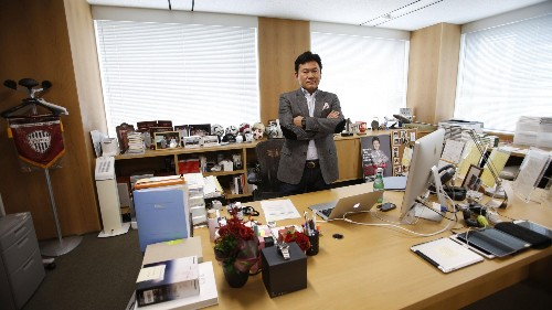 Japan's Rakuten plans to take over the web—but not the one you're familiar with
