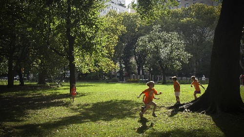 How do children learn to form healthy social bonds?