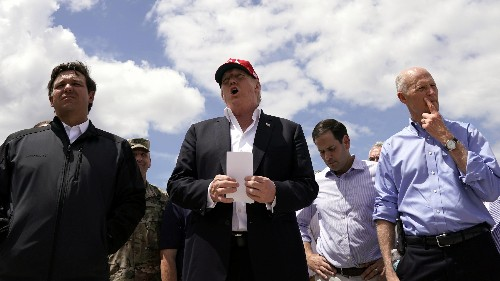 Florida is ground zero for Trump's re-election campaign