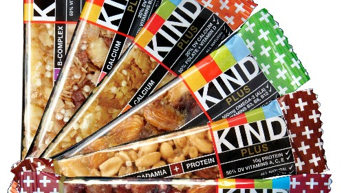 KIND bars claim to be healthy. The US government disagrees