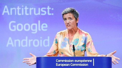 Why antitrust fines aren't enough to rein in the tech giants