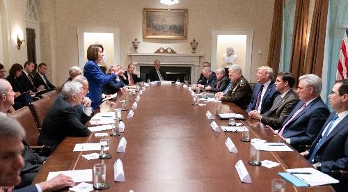 Trump's mocking photo of Nancy Pelosi is now her Twitter profile