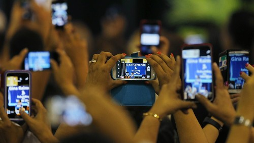 One in five American adults uses the internet only on smartphones