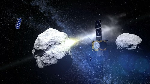 NASA and ESA are forming a super space team to prevent armageddon