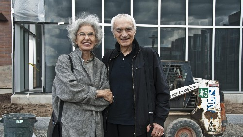 A legendary husband-and-wife design team fought to get her equal credit for 40 years