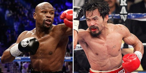 Tickets to Mayweather vs. Pacquiao don't even exist, but they're selling for $19,000 each