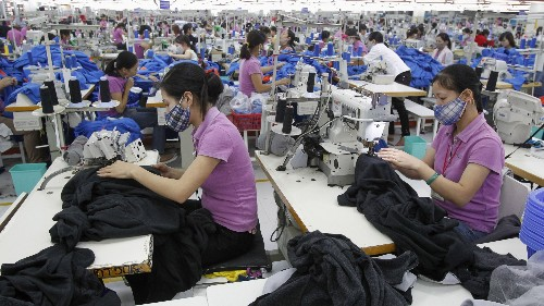 More of your clothes from US brands will soon be made in Vietnam, India, and the US itself