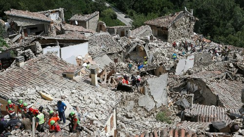 What makes Italy so frightenly vulnerable to earthquakes