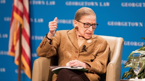 How SCOTUS justice Ruth Bader Ginsburg accidentally scandalized Equal Rights Amendment activists