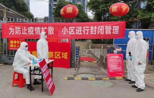 "A ""people's war"" against coronavirus in China has echoes of Mao's era"