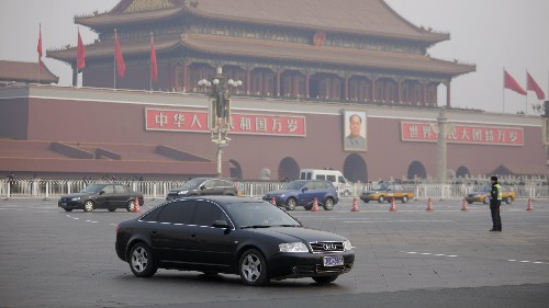China's anti-corruption drive might be great for Uber and other ridesharing apps