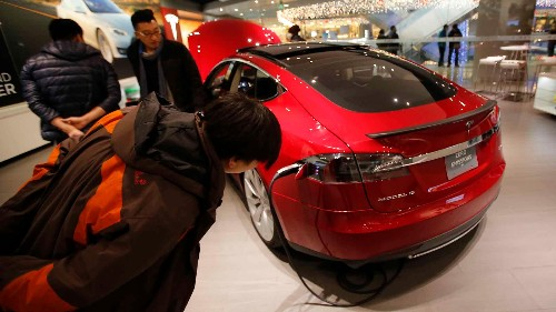 China's electric car sales will outstrip the US's this year