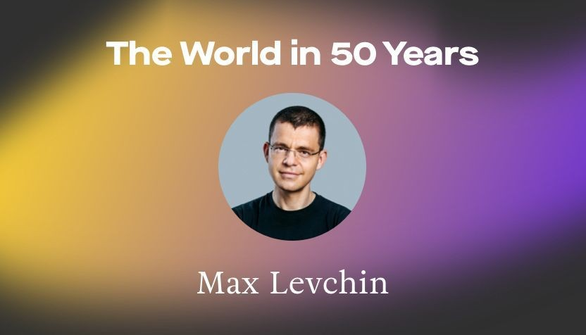 Max Levchin predicts water as our most valuable resource in 2070