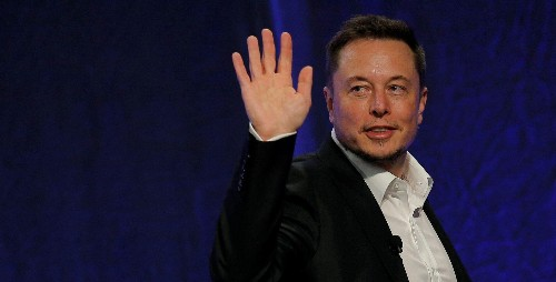 Tesla was always a bet on Elon Musk—and now it's even more of one