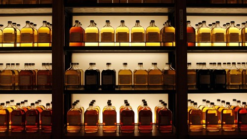 How Japan's aging, shrinking population caused a $16 billion whiskey takeover