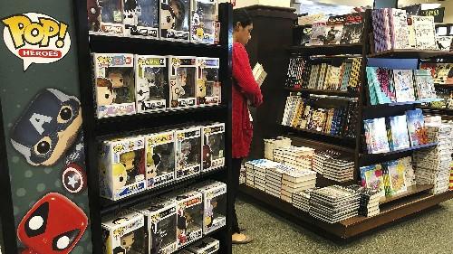 Barnes & Noble has been sold. What happens now?