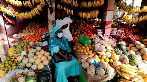 Africa is watching a potential health disaster turn into an economic crisis much more quickly