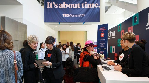 TEDWomen: Working mothers and the ban on babies